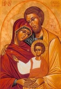 Niedziela Św. Rodziny  – Uroczystość patronalna Domowego Kośc ioła