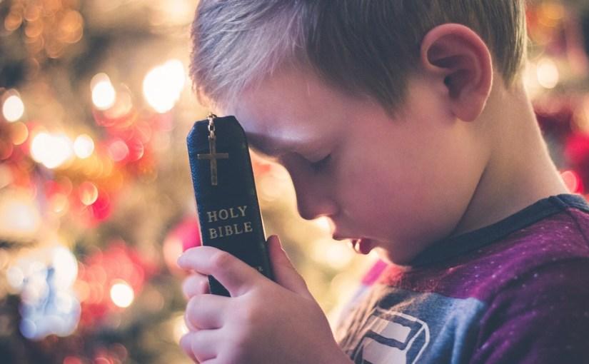 Pozwólcie dzieciom przychodzić do mnie  |  Ewangelia dla najmłodszych