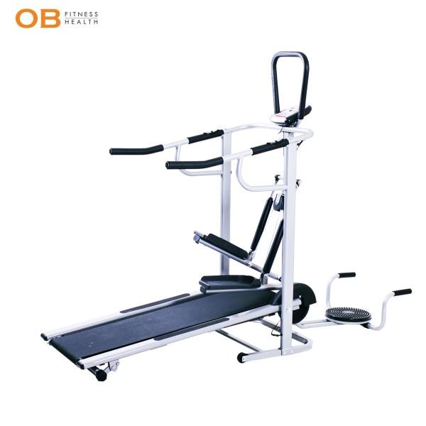 Treadmill Manual Multifungsi 8 in 1 (OB-2014)