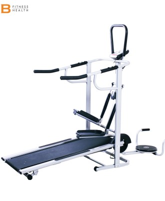Alat Treadmill Manual Multifungsi 8 in 1 OB-2014