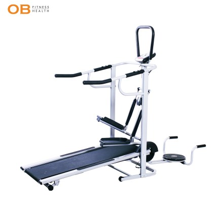 Treadmill Manual Multifungsi 8 in 1 (OB-2014)