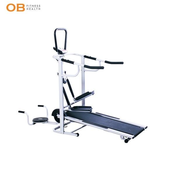 Treadmill Manual Multifungsi 6 in 1 (OB-2014)
