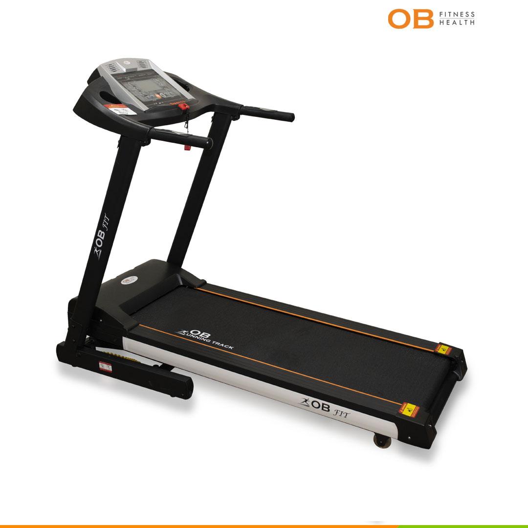 OB-1070 New Electric Treadmill with Ergonomic Design Auto Incline