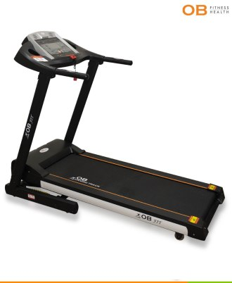 Treadmill Elektrik Design Ergonomic dan Auto Incline | OB-1070
