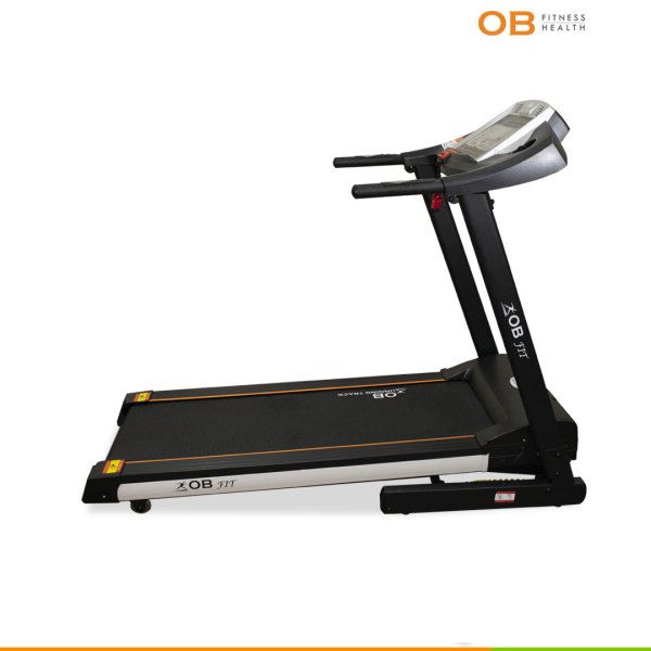 Treadmill Elektrik Design Ergonomic dan Auto Incline | OB-1070