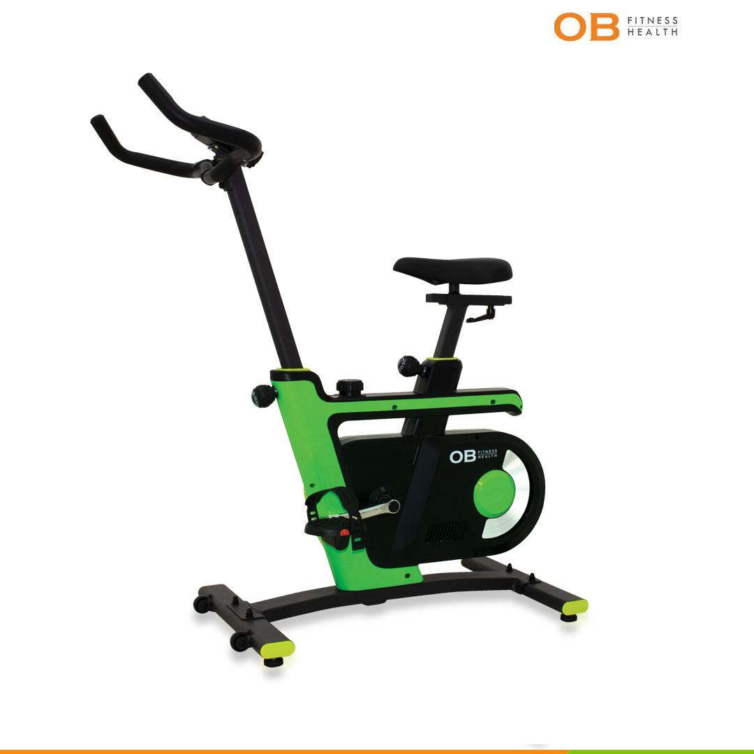 Magnetic Static Bike OB-6112 with Ergonomic Design