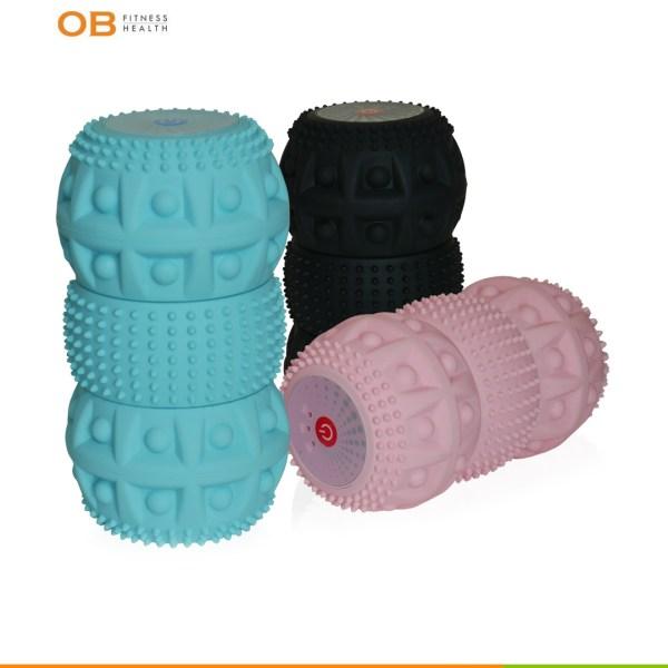 OB-409A Vibration Foam Roller High Yoga