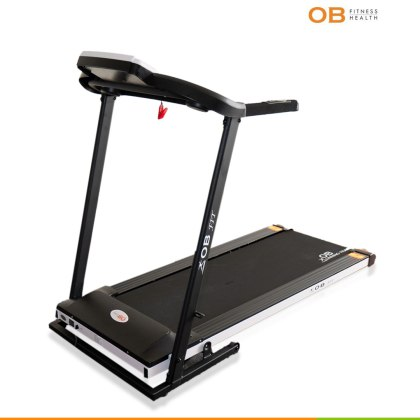 Treadmill Elektrik Terbaru OB-1061 for Home Use