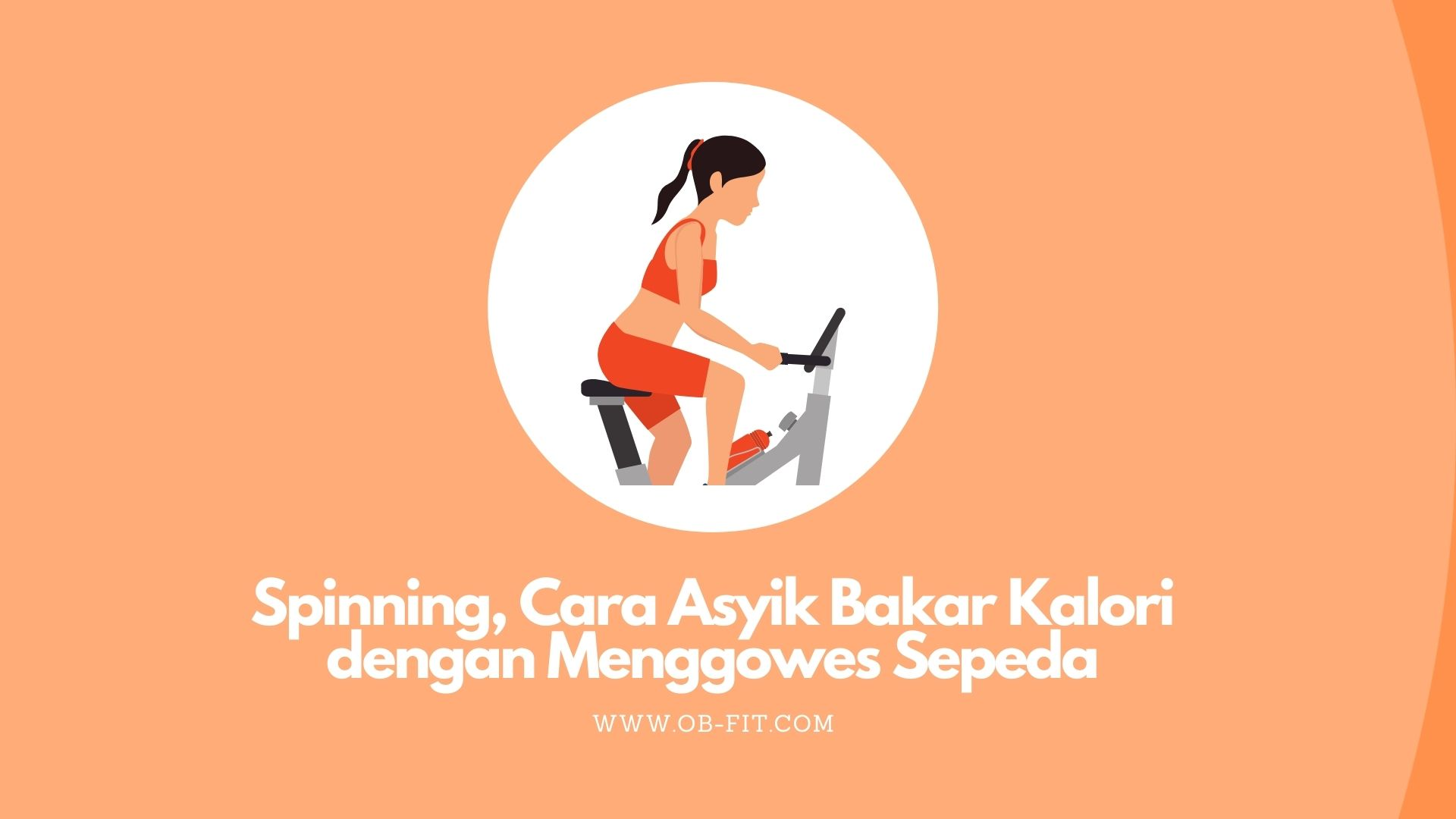 Spinning, Cara Asyik Bakar Kalori Serta Manfaatnya