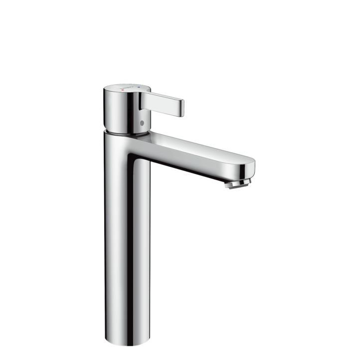 hansgrohe metris s faucet 31026000 chrome single lever with comfortzone 190