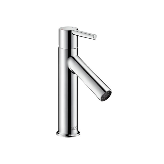 hansgrohe axor starck faucet 10003000 chrome single lever spout 103 mm
