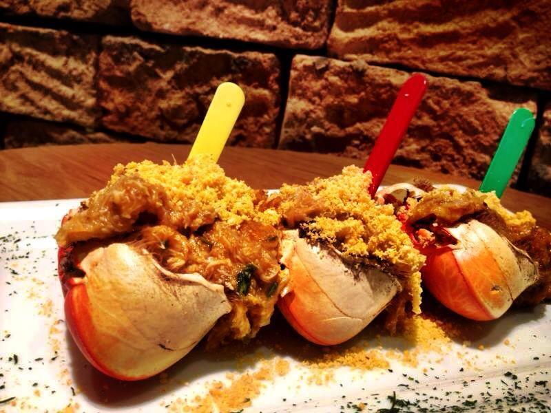 Restaurante Guaiamum Gigante  Recife  ObaOba