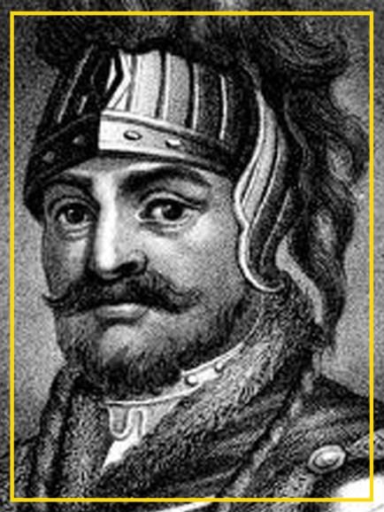 Alarico, O Grande, Rei dos Visigodos Século IV