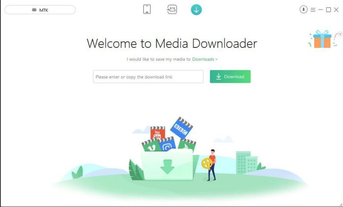 AnyTrans Media Downloader