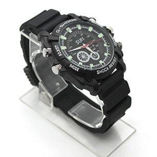 Efine 16GB Spy Watch