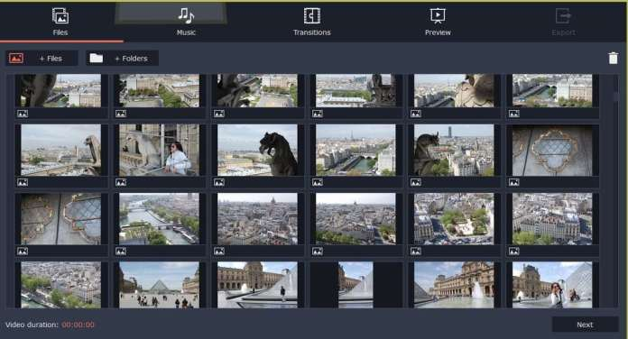 Movavi Slideshow Maker review and tutorials