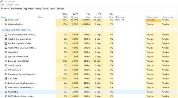 kill windows process
