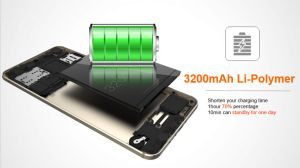 Camon CX battery