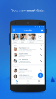TrueCaller android text blocker app