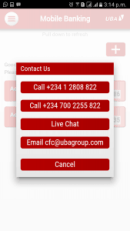 UBA mobile banking app download links