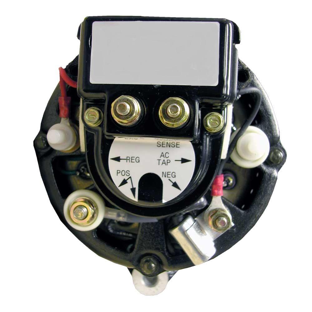 Alternator Wiring Diagram On Volvo Marine Alternator Wiring Diagram