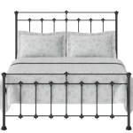 Edwardian Iron Metal Bed Frame The Original Bed Co Us