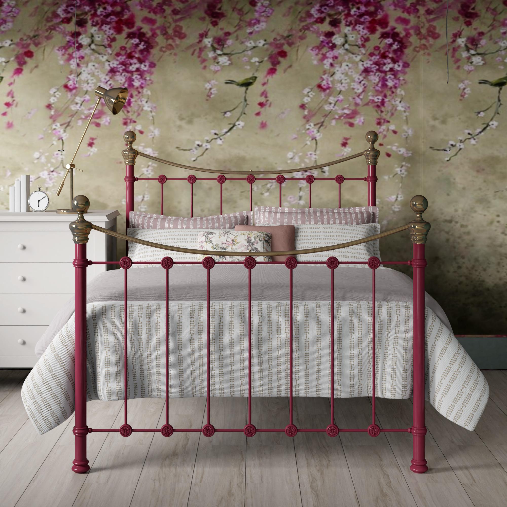Iron Beds Metal Bed Frames Original Bed Co Uk