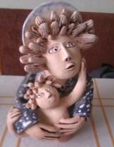 madona s děťátkem