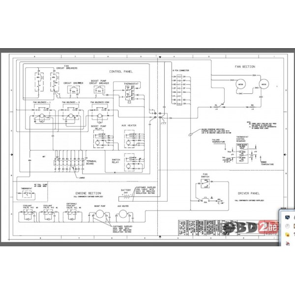 Thermo King Wiring Diagrams, THERMO KING Truck Parts