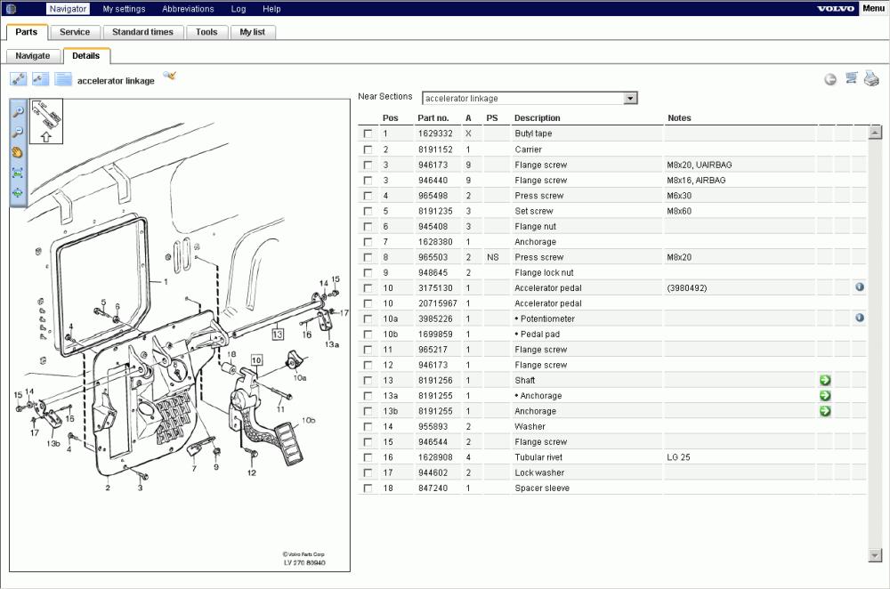 medium resolution of  volvo l70 wiring diagram wiring liry on volvo maintenance schedule volvo battery
