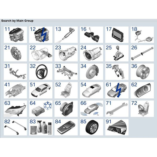 Bmw Spare Parts Catalogue Amatmotorco