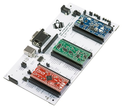 small resolution of features development boards 3 4 view