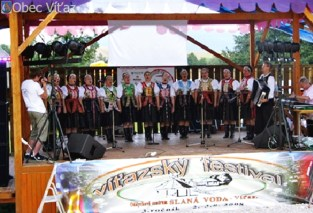 Kultúre podujatia v obci Víťaz