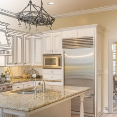 Kitchen Loans Renovation On A Budget O Bee Credit Union Home Improvement Model Of Plan With Granite Countertops And Other Improvements