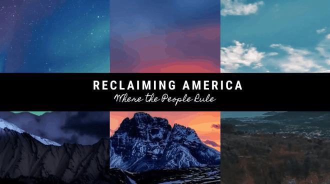 Reclaiming America & Restoring 'De Jure' Government