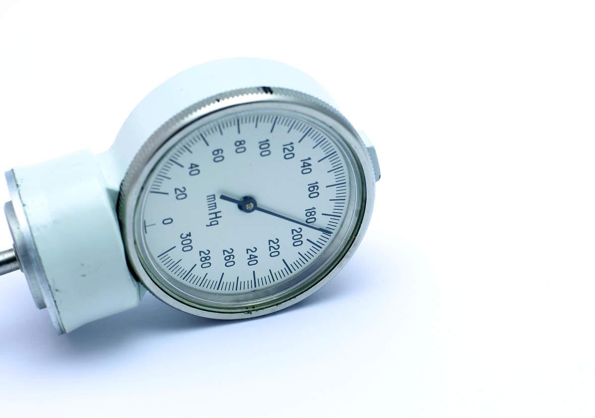 Blutdruck Alter