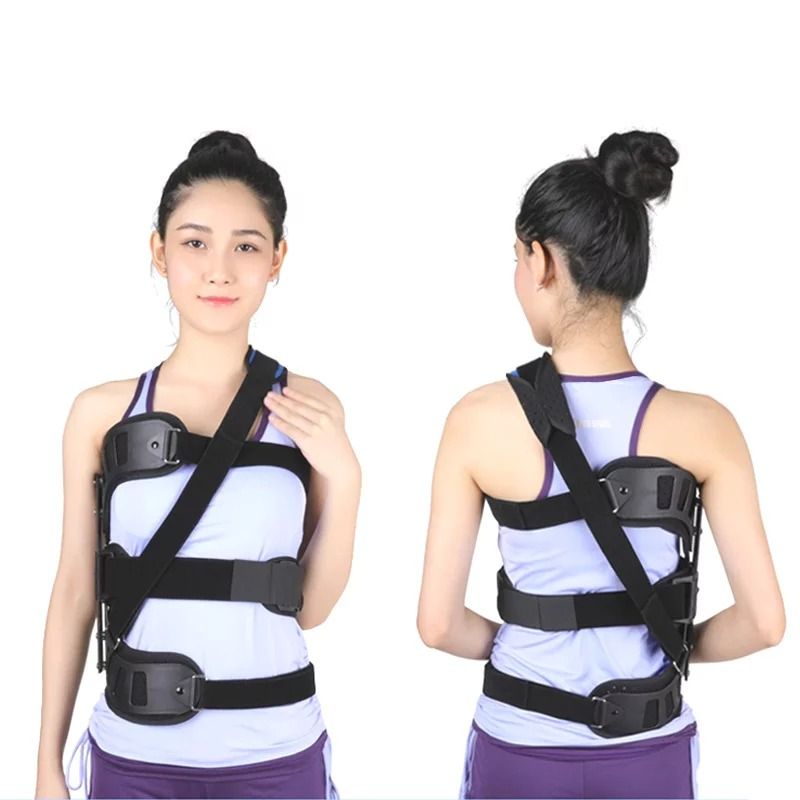 Modern Corrective Scoliosis Brace for Kids and Adults Back Brace Ober Health 5