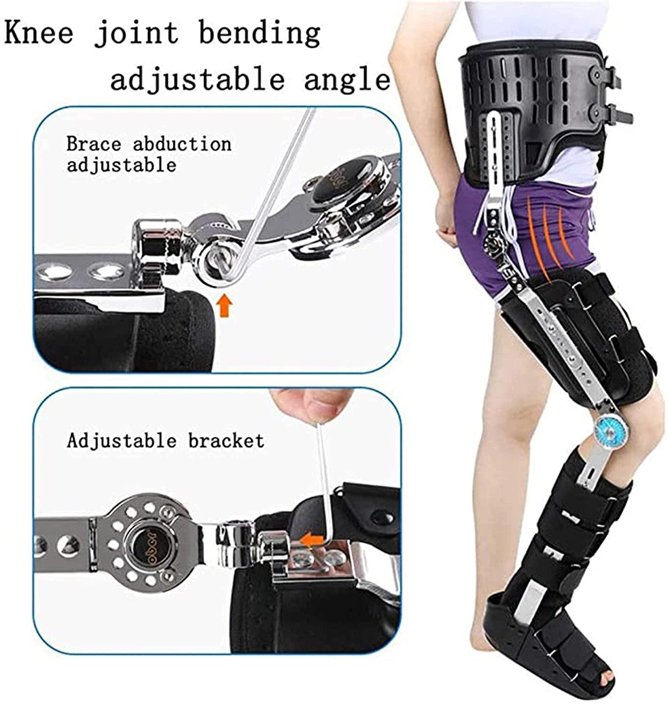 HKAFO Knee Ankle Foot Orthosis Braces Hinged Knee Braces Ober Health 7