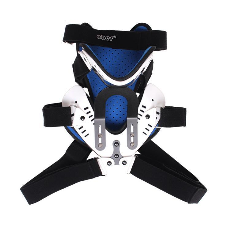 Adjustable cervical spine fixator orthopedics cervical spine fracture fixator injury stent torticollars neck brace Ober Braces