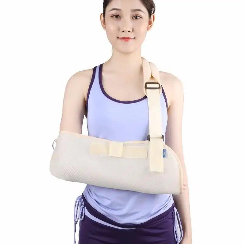 Medical arm sling forearm clavicle sprain fixation with shoulder joint dislocation arm brace shoulder brace Ober Braces
