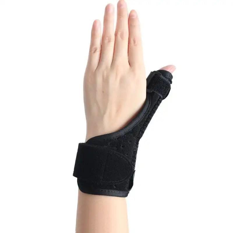 Medical Thumb Stabilizer Wrist Splint Brace Support Sprain De Quervain Disease Tenosynovitis Stenosans wristbands fixed-Ober wrist brace Ober Braces