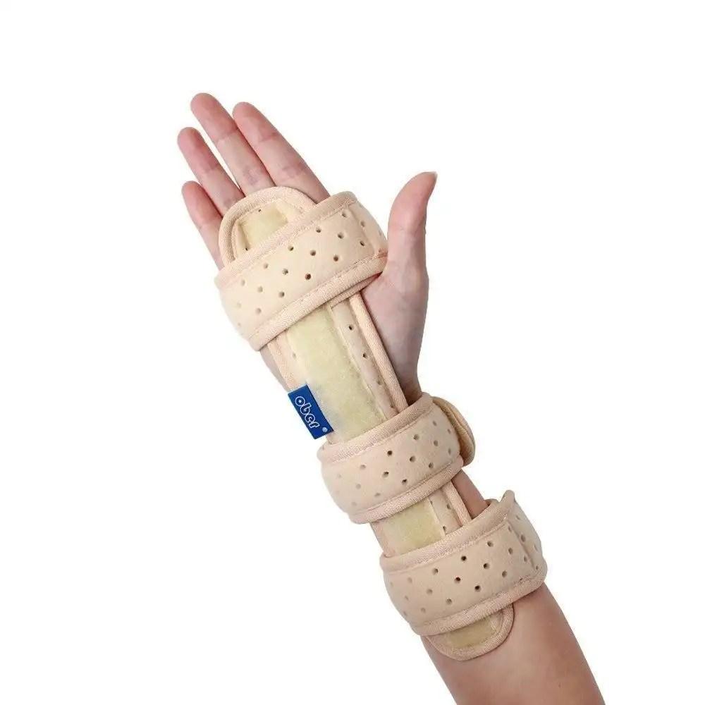 OBER Wristbands Medical Wrist Support Brace Hand Finger Aluminum Splint Strap Fixator Carpal Tunnel Syndrome Fracture Arthritis wrist brace Ober Braces