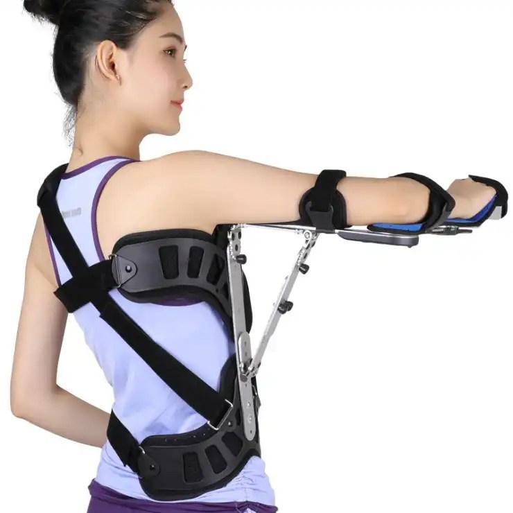 Shoulder abductor fixator medical shoulder dislocation humerus fracture fixation with shoulder abductor orthosis shoulder brace Ober Braces