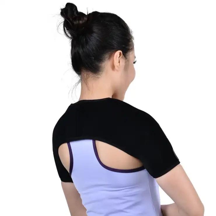 Shoulder straps adjustable shoulder straps with hot and cold packs for adults with hemiplegic shoulder joint subluxation shoulder brace Ober Braces