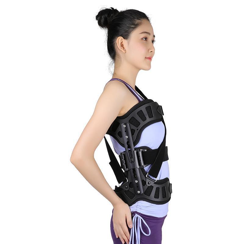 Spinal scoliosis support is fixed after scoliosis surgery back brace Ober Braces
