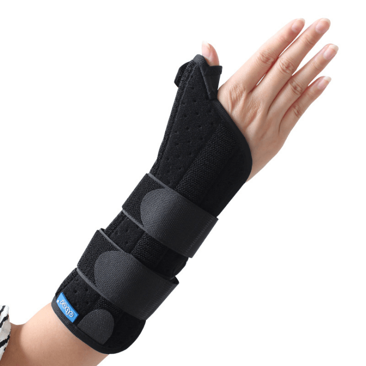 Wrist scaphoid fracture wrist thumb fracture wrist joint fixation band with long wrist guard wrist brace Ober Braces