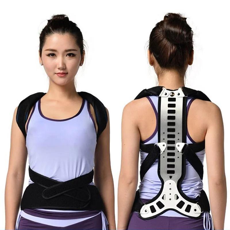 Posture Corrector for Hunched back, Kyphosis and Vertebral Compression Fracture Back Brace Ober Health 5