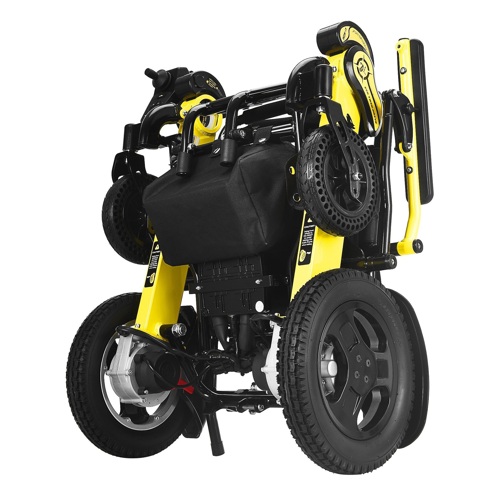 Foldable Sturdy Dual Motorized Powerful Electric Wheelchair Mobility Aids Ober Health 5
