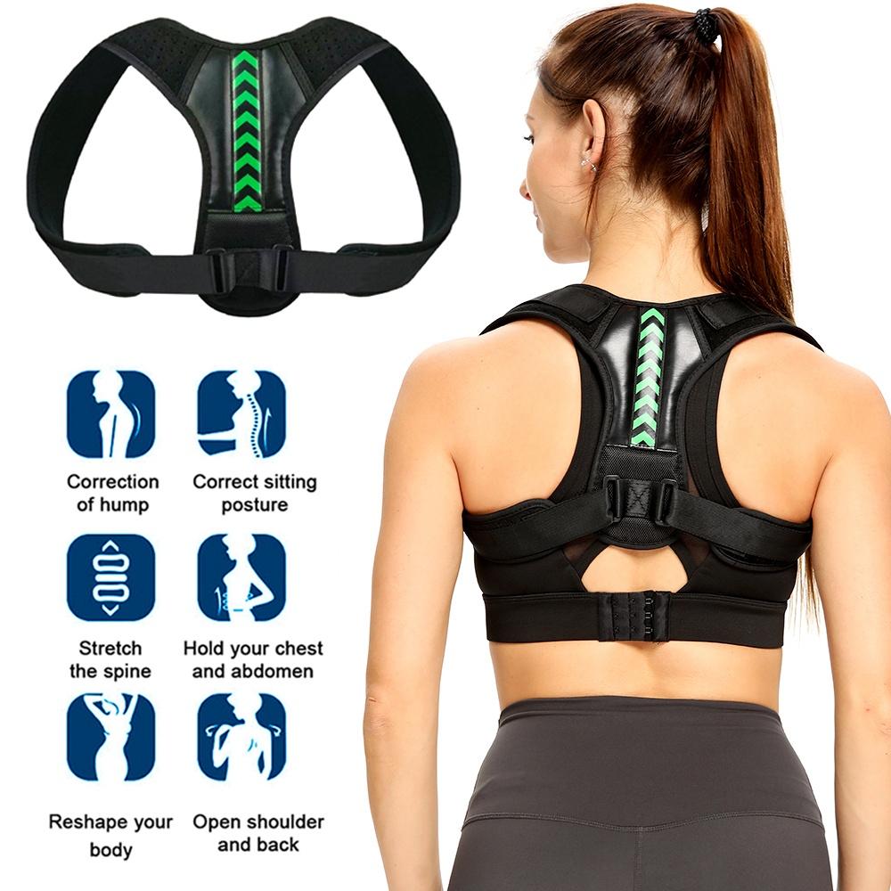 Adjustable Back Shoulder Posture Corrector for Women and Men Back Brace Ober Health 3