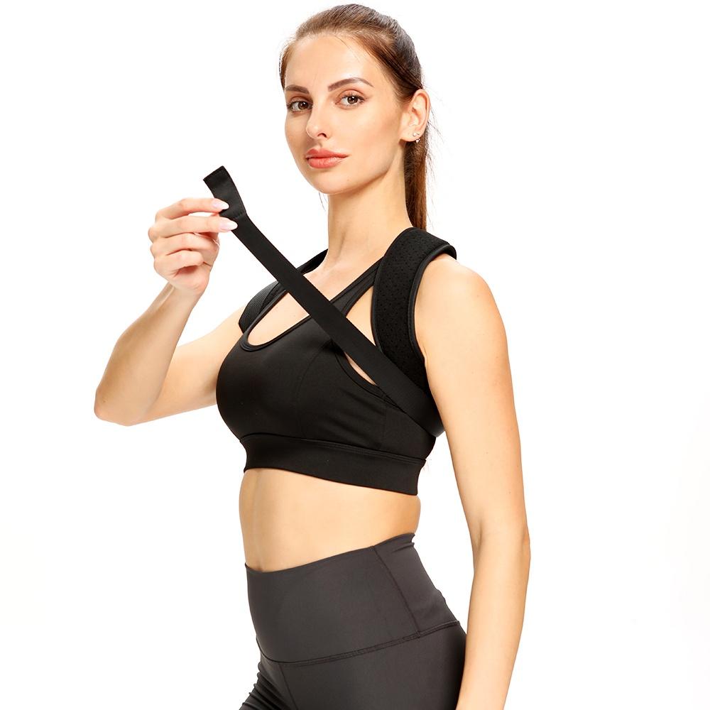 Adjustable Back Shoulder Posture Corrector for Women and Men Back Brace Ober Health 4